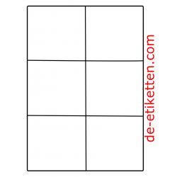 105 x 98 mm 200 Blatt p. Karton