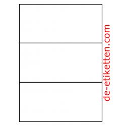 210 x 98 MM 100 Blatt p. Karton DHL Label