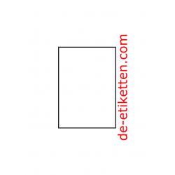 A6 Liefer-Label 105 x 148 mm 400 Blatt p. Karton