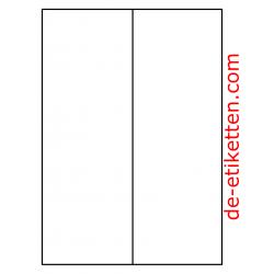 296 x 105 mm 200 Blatt p. Karton PMV