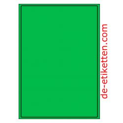 199 x 289 mm 100 Blatt p. Karton GRÜN