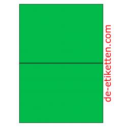 210 x 148 mm 100 Blatt p. Karton GRÜN