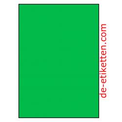 210 x 296 mm 100 Blatt p. karton GRÜN