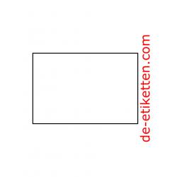 A5 Etikett 200 x 148 mm 100 Blatt p. Karton, umlaufende Sicherheitskante