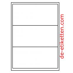 199 x 93 mm 200 Blatt p. Karton