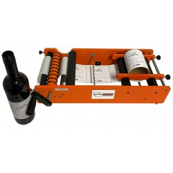 MBA01 – Manuelles Flaschen-Etikettiergerät